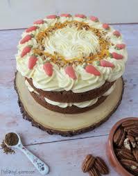 Carrot Cake The Baking Explorer