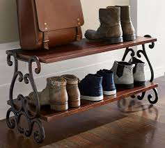 Moran Coat Rack Inspiration Moran Shoe Rack Pottery Barn