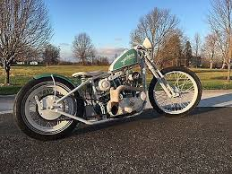 harley xlch ironhead motorcycles for sale