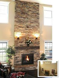 refacing brick fireplaces floor to ceiling brick fireplace makeover stone wall how reface a refinishing brick fireplace ideas refacing brick fireplace with
