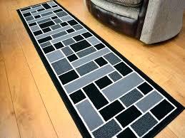 extra long carpet runners luxury runner rug or rugs interesting design black hallway uk