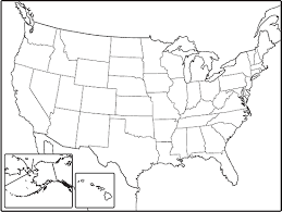 k3us_bw geography blog us maps with states on printable map of the united states and estern canada