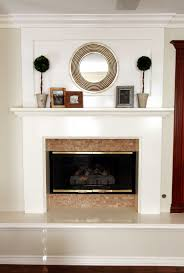 interior decoration fireplace.  Fireplace White Fireplace Design With Awesome Kit And Accessories Above Interior Decoration I