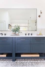 blue bathroom vanity cabinet. Home Designs : Blue Bathroom Vanity Cabinet V
