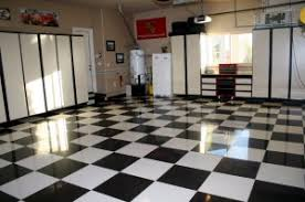 Making Your House More Modern With A Black And White Tile Floor