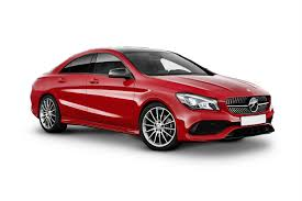 New Mercedes-Benz CLA Class Coupe CLA 250 AMG 4Matic 4-door Tip ...