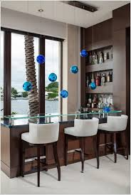 glass globe lights in charming blue and turquoise color