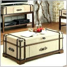 steamer trunk coffee table steamer trunk coffee table lift top for steamer trunk coffee table