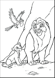Best Free Lion King Scar Coloring Pages Design And To Print