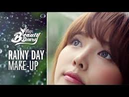 pony s beauty diary rainy day make up with english subs you