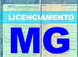 Image result for prazo para licenciamento 2018 mg