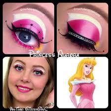 princess aurora makeup