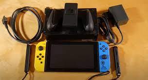 Review máy chơi game Nintendo Switch sau 1 năm sử dụng