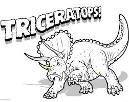 Disegni Da Colorare Dinosauri Gratis Fredrotgans