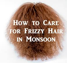 How To Care For Frizzy Hair In Monsoon Noida Diary Rediscover