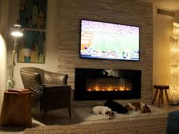 2018 50 inch under tv wall mounted electric fireplace g 01 from with