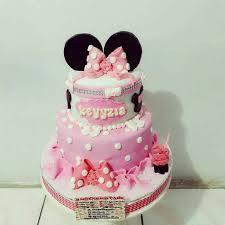 Jual Cake Mini Mouse Tingkat Kota Medan Nisasfood Tokopedia