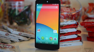 Google's Nexus 5 with KitKat available today, starting at $349 ...