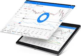 Metatrader4 Android App Shows All Tools For Mobile Trading