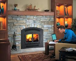 the burning log regency wood fireplace prefabricated manufacturers zero clearance stove italy