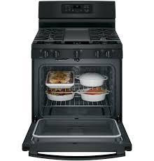 David Jones Kitchen Appliances Gear 30 Free Standing Gas Convection Range Jgb700dejbb Ge
