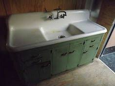 a fifty dollar craigslist farmhouse style cast iron enamel sink