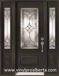 cheap front doorCheap Entry Doors with Side Lights  Renoir Doors and Steel