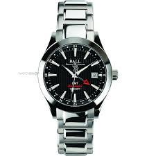 men s ball engineer ii red label chronometer gmt automatic watch mens ball engineer ii red label chronometer gmt automatic watch gm2026c scj bk
