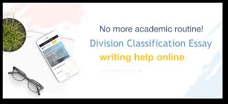 Division And Analysis Essay Topics Division And Classification Essay Writing Service Get