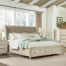 beach bedroom set. Contemporary Bedroom WaverleyUpholsteredSleighHeadboard Beach Bedroom Furniture And Coastal  With Set S