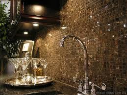 modern kitchen backsplash 2013. A Mosaic Tile Backsplash Featuring 5/8-inch Square Michelangelo Marble Tiles Modern Kitchen 2013 D