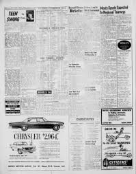 Linton Daily Citizen From Linton, Indiana On March 2, 1962 · Page 4