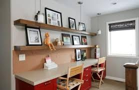 office floating shelves. Impressive Home Office Floating Shelves Shared Ideas That Are  Functional And Beautiful Office Floating Shelves