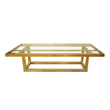 brass and glass coffee table. Golden Rectangle Vintage Brass Glass Coffee Table Designs Ideas High Definition Wallpaper Images: And