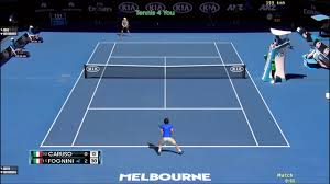 Fabio Fognini vs Salvatore Caruso Match highlights (2R)   Australian Open  2021 Day 4 highlights - YouTube