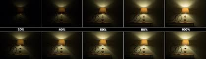 Dimming The Lights Your Smart Bulbs Arent Dimming The Way You Think They Are