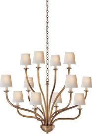 enlarge image description normandy 12 arm chandelier in antique burnished brass