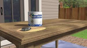 soaking the steel wool in the stripper may help remove stubborn spots some finishes particularly enamels will require multiple applications of stripper