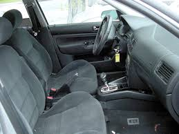 front bucket seats 2001 vw jetta sedan