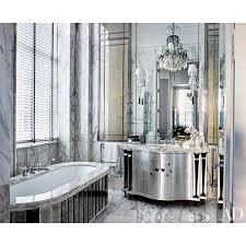 bathroom chandelier ideas