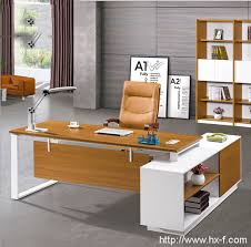 wooden office table. Melamine Wooden Office Furniture Modern Table Desk (UL-MFC474)