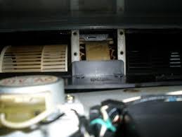 ge microwave noisy fan doityourself