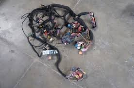 00 02 audi b5 s4 manual transmission interior dash wiring harness 00 02 audi b5 s4 manual transmission interior dash wiring harness