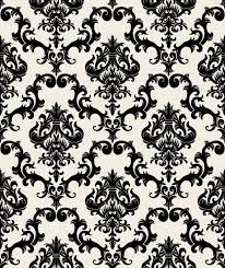 Another Wall Painting Idea Also Love The Damask Interior Design
