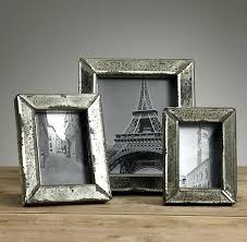 mercury glass picture frames c mirror glass frame from restoration hardware totally able with how to