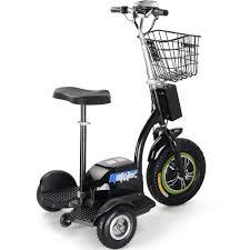 Tec Electric Trike 3 Wheel 48v 500W Chariot Segway