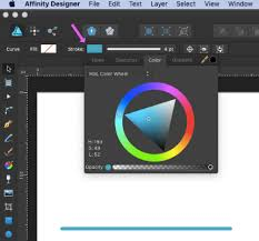 A patterned brush is created during program (or view) initialization. How To Draw A Straight Dotted Line In Affinity Designer