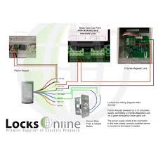 locks wiring diagram 004