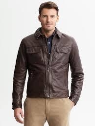 banana republic heritage brown leather jacket cairoamani com