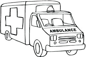 Fire Truck Coloring Page For Preschoolers Fire Truck Coloring Pages